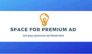 Get your Premium Ads listed here